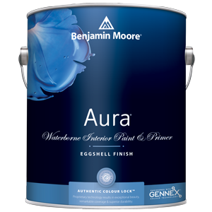Aura Interior Paint Can